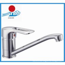 Messing Körper Küchenarmatur in Sanitärkeramik (ZR21005)