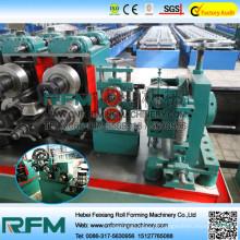 Máquina de moldagem de rolo de solda de costura direta de alta freqüência FX erw