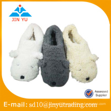 Factory price indoor winter slipper shoes for ladies