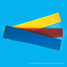 Nature Farbe 1mm Dicke PU-Rolle für Slipper
