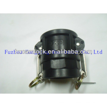 PP quick coupler for irrigation type D female