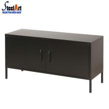 Neue Design Eckschrank Stahl TV-Tisch