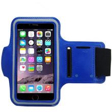 Proveedor del precio de fábrica para el brazalete del iPhone 6, brazalete del teléfono de los deportes para el iPhone 6