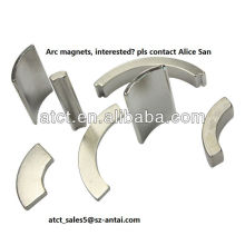Ndfeb 35m Arc Magnet For Industry