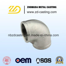 OEM Cast Iron Precision Casting Valve Parts for Transmission Machinery