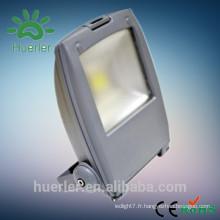 Shenzhen 85-265v 12v / 24v extérieur ip66 recouvert givré deco belle 30w 50w lumière solaire du tunnel