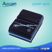 New Model OCPP-M10 Portable Mini 58mm Bluetooth Wireless Mobile Thermal Receipt Printer