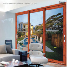 Aluminium French Doors for Interior Sliding Door (FT-D80)