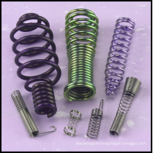 Closed End Compression Spring for Automobile