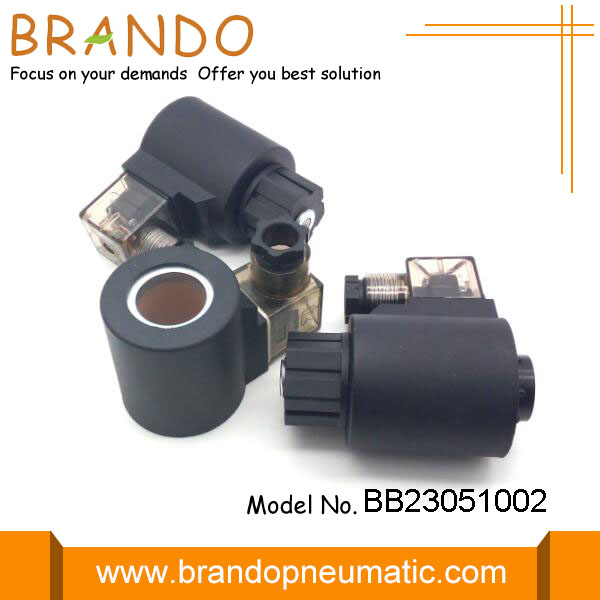 Niedrige Carbon Steel Metallic Skeleton Solenoid Coil