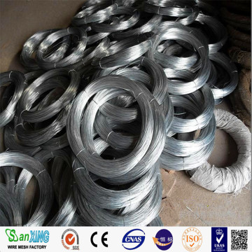 BWG16 10KG / COIL ELECTRO GALVANIZED WIRE