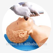 ATACADO CPR 12421 Eletrônico Trachea Intubation Airway Management Formação Simulator Model