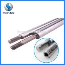 Chrome dur 48 heures Saleté Spray Shock Piston Rod Hard Chromium