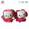 Kitty style cute bath ball