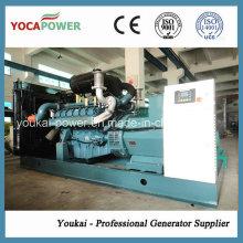 Gute Qualität! Doosan Diesel Motor 600kw / 750kVA Diesel Generator Set