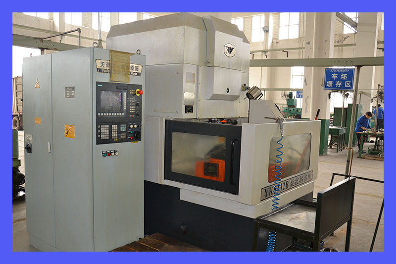 CNC SHAPING MACHINE