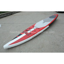 Red Color Inflatable Boogie Board Surfboard for Sale