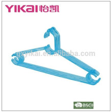 2015 cheap PS plastic trousers/skirt/shirt clothes hanger