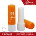 Netter Lippenbalsam-Schlauchbehälter