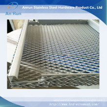 Expanded Metal Mesh for Office Ceiling