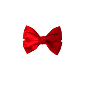 Variety red ribbon bow for Christmas decorative