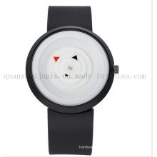 OEM Logo Hot Sale Minimalist Wrist Silicone Sport Quartz Watch