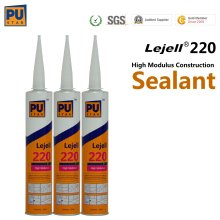 High Modulus Construction Sealant for Joint Lejell 220 PU Sealant