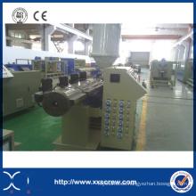 160mm-400mm PE PP PPR Línea de producción de tubería de plástico