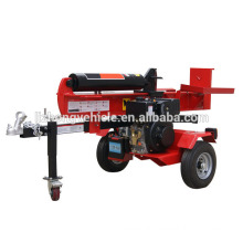 Factory wholesale log splitter,40T log splitter,screw log splitter