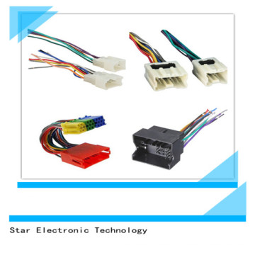 Factory Price Custom Car Audio Stereo Radio Speaker Wiring Harness Manufacture