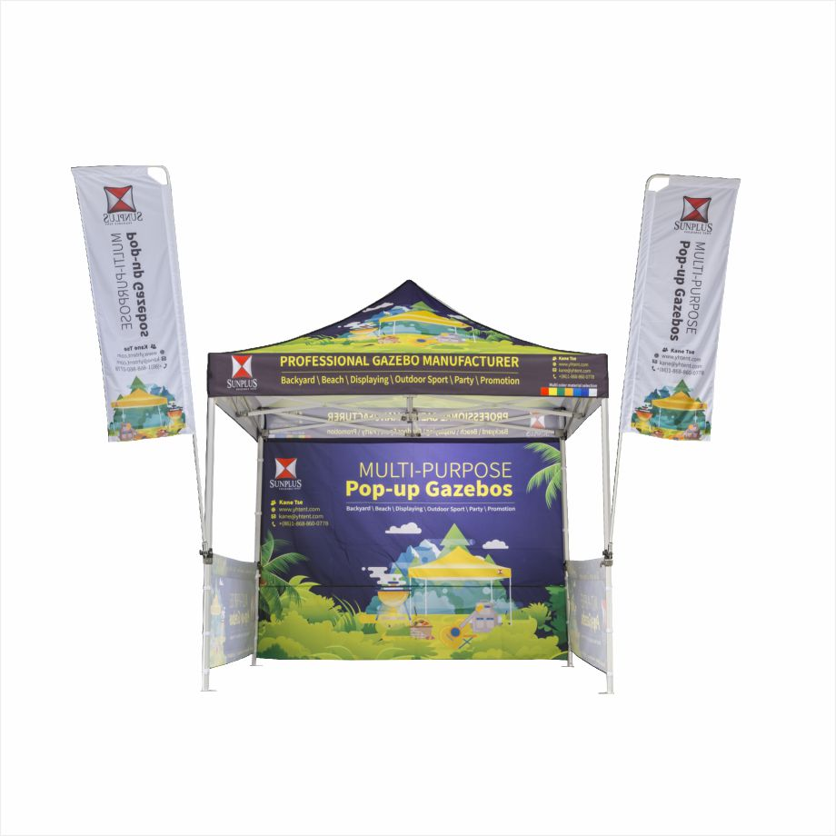 Advertising Tent Outdoor