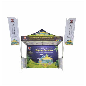 Wholesale advertising promotional items foldable tent