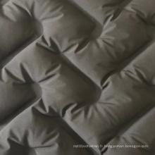 Tissu matelassé en polyester ultra léger de haute qualité