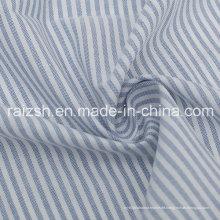 Polyester-Garn-gefärbtes Plaid-Oxford-Tuch gestreiftes Tuch