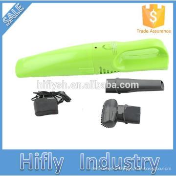 HF-VC02 4.8V 48W Maison et Voiture Utilisation Portable Rechargeable Sans Fil Mini Voiture Aspirateur (Certificat de la CE)