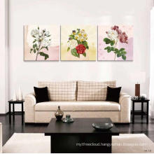 Hot Item Prefabricated House Flower Painting