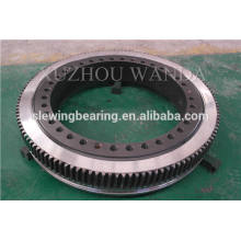 phosphate coated Double-Row slewing ring