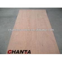 Melhor preço 3-18mm madeira compensada comercial decorativa & mobília contraplacado ommercial