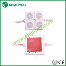 Haute qualité étanche 5730 Smd DC12V 4 Leds moulage par injection led module