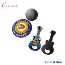 Matériau souple avec impression époxy Logo guitare aimant