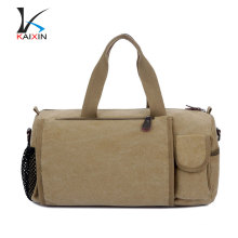 Wholesale Canvas Tote Travel Duffel Bag Custom Bag Duffel Foldable Travel Bag