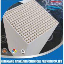 Глинозем, муллит, кордиерит сотовый керамические монолит теплообменник РТО 150*150*150/300мм
