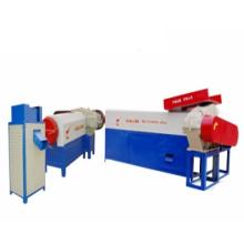 Polyethylen-Granuliermaschinerie