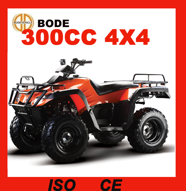 New 300cc 4 Wheel Quad Bike with EEC