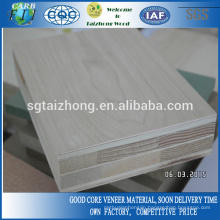 Door Used Natural Ash Veneered 44mm Block Board