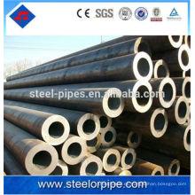 El mejor surtidor de tubo de acero 16Mn sts49 tubo de acero de aleación