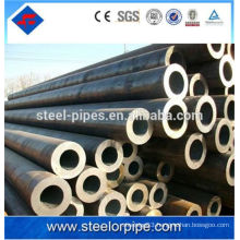 Best steel pipe supplier 16Mn sts49 alloy steel tube