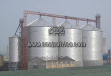 1000-5000t Grain Storage Steel Silo