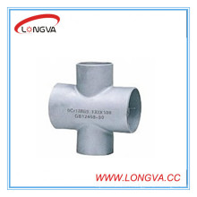 Ss 316 Pipe Fitting Industrial Cross