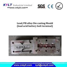Sli Plomo-Ácido Terminal de la batería Molde de inyección